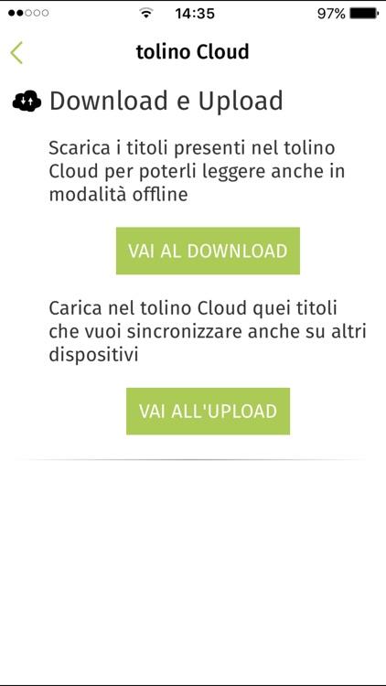Libraccio by tolino screenshot-3