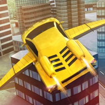 Free Sports Flying Racing Car Simulator