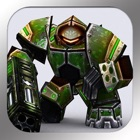 Super Mechs Shooter - Free robot shooting games icon