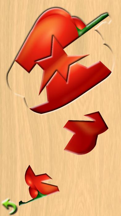 Fruits Jigsaw Puzzle screenshot two