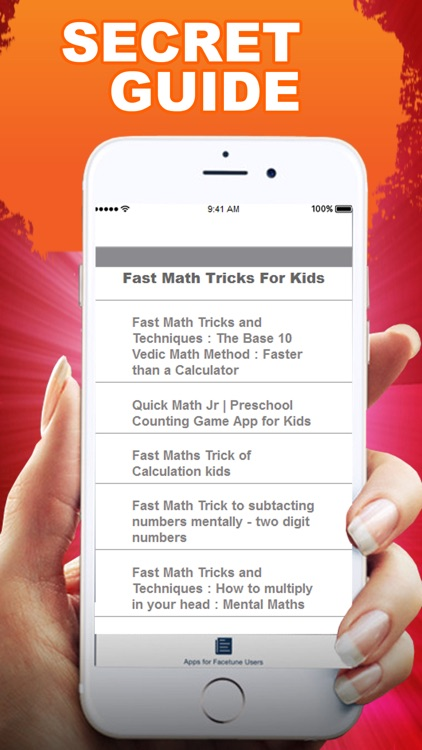 Fast Math Tricks & Techniques Calculation for Kids by Aris