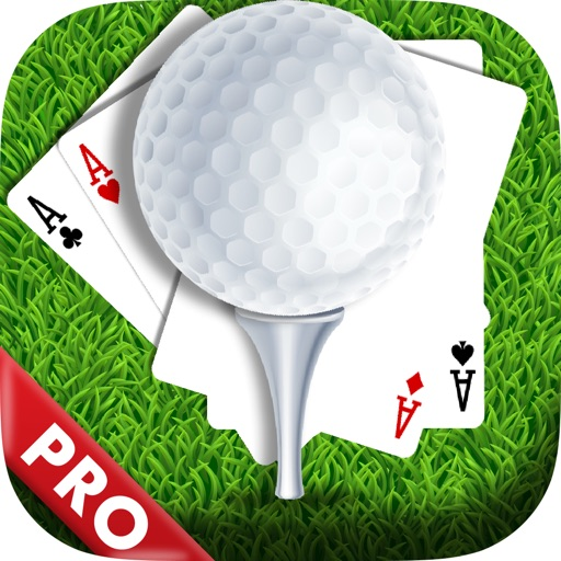 Ace Golf Solitaire Super Swing Star! Scorecard Pro