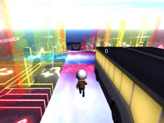 Angry Vampire Run HD Lite - Running Game Screenshots