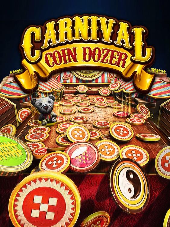 Carnival Coin Dozer HD Plus