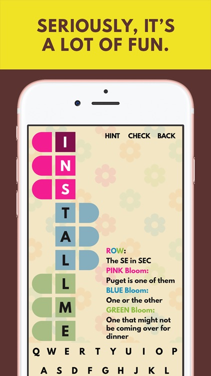 MiniBloomz - Bite-Sized Word Puzzles