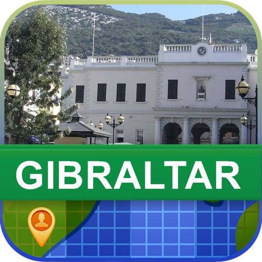 Offline Gibraltar Map - World Offline Maps