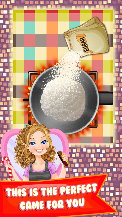 Candy Dessert Making Food Games for Kids screenshot-4