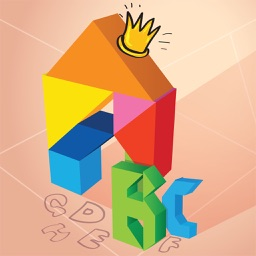 Kids Learning Puzzles: Alphabets, My K12 Tangram