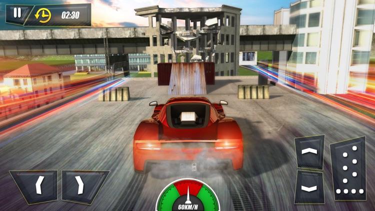 Extreme Car Stunt Parking 2016 screenshot-4