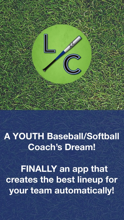 Lineup Creator - Youth Baseball Softball Lineup