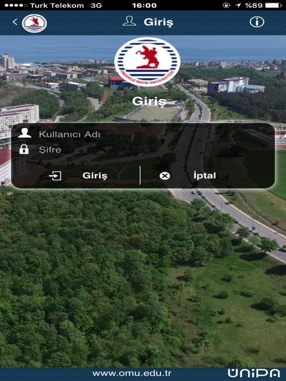 Ondokuz Mayıs Üniversitesi Mobilのおすすめ画像4