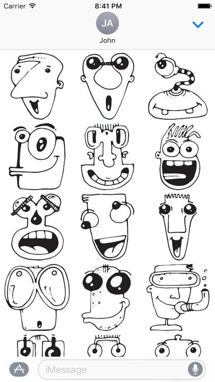 Face Cute Emotion Pack 02