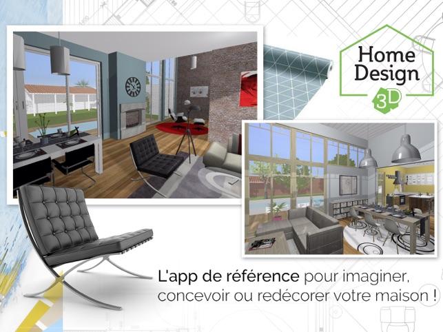 home design 3d - free dans l'app store - Logiciel Amenagement Interieur Gratuit En Ligne