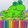 Funny Farm Coloring and Easy For Kids learning