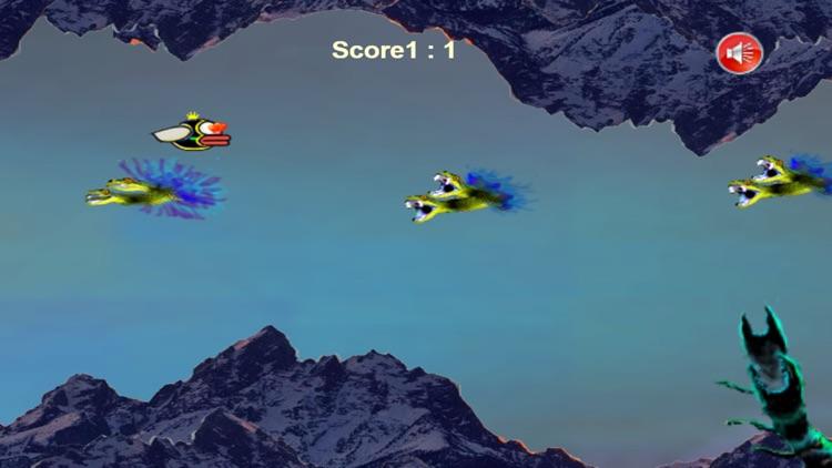 Tunnel Games : Diving Bird