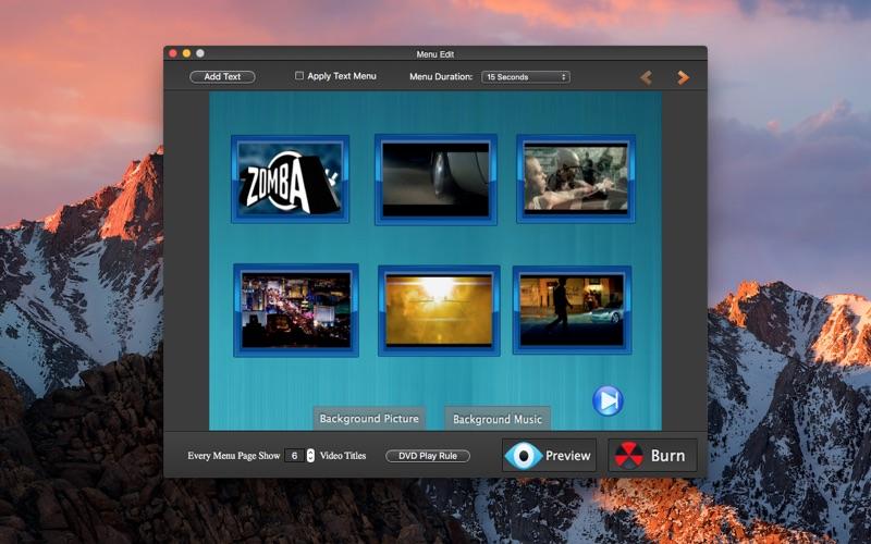 DVD Copy  Rebuild Pro Screenshot - 4