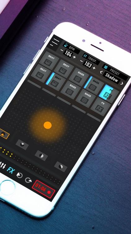 MIxpads-Drum Pads Music Mixer screenshot-4