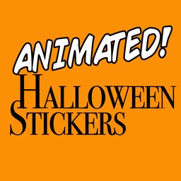 Animated Halloween Stickers