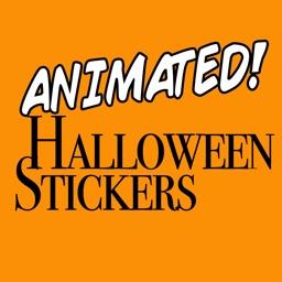 Animated Halloween Stickers