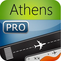 Athens Airport Pro (ATH) + Flight Tracker