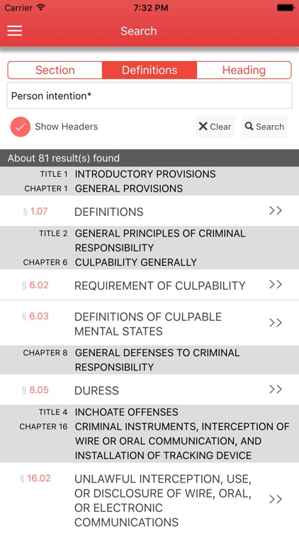 Texas Property Code 2017 screenshot-3