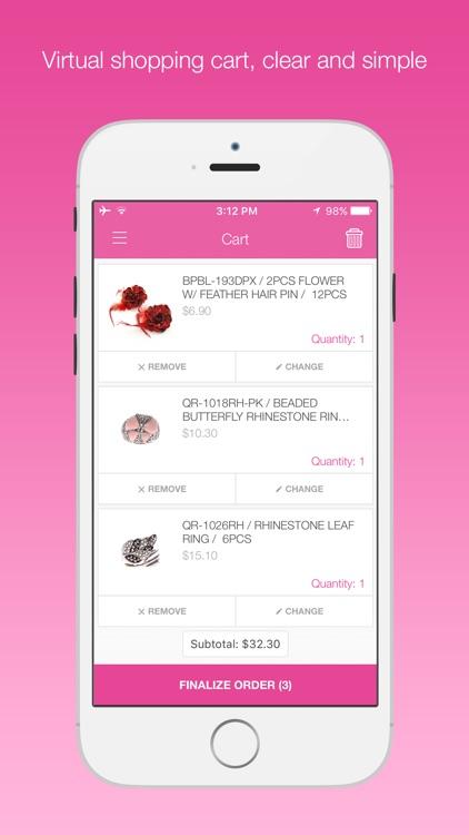 Wholesale Fashion Inc screenshot-3
