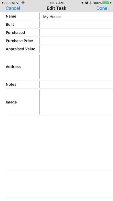 2020 Home Maintenance Log Iphone Ipad App Download Latest