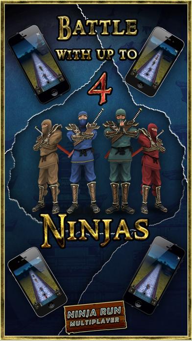 Ninja Run Multiplayer: Real Fun Racing Games 2-1