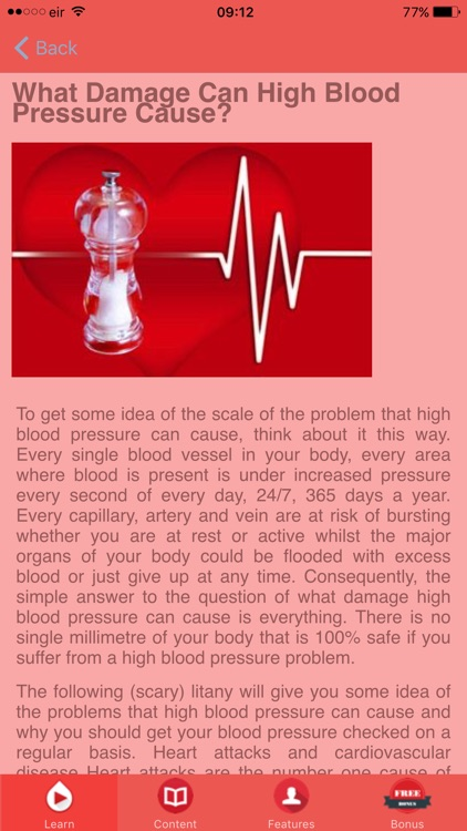 How To Lower Blood Pressure Guide screenshot-4