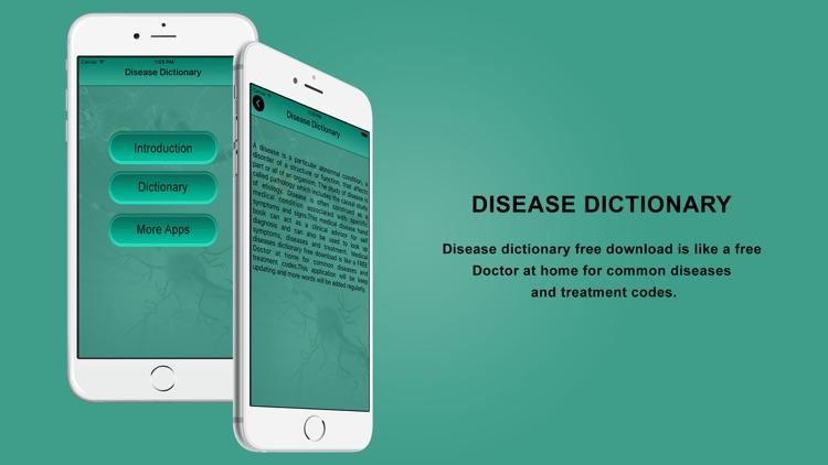 Best Disease Dictionary Offline