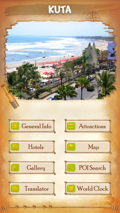 Kuta Tourism Guide screenshot-1