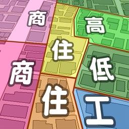 用途地域マップ