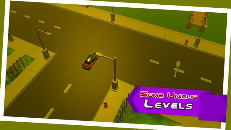 Smashy Road: Chasing Cars screenshot-3