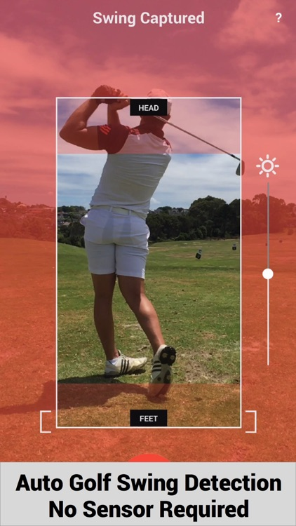 Swing Profile Golf Analyzer screenshot-0