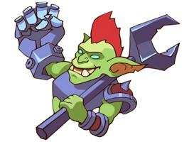 Goblin Defenders 2 Stickers