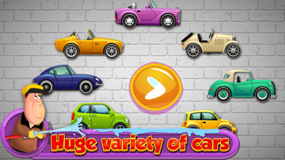Kids Car Wash Adventure-Tiny Auto Truck Shop screenshot one