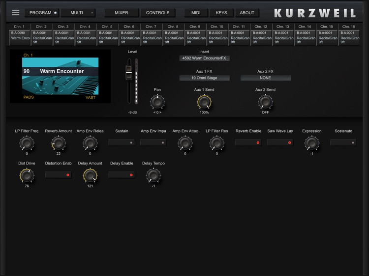 Forte Sound Editor screenshot-1
