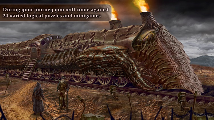 Tormentum - Mystery Adventure screenshot-4