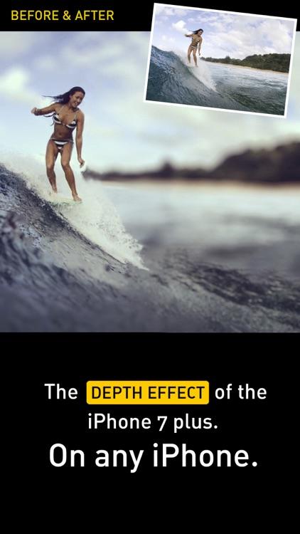 Portrait Blur - Free Lens and Depth Effect Bokeh app image