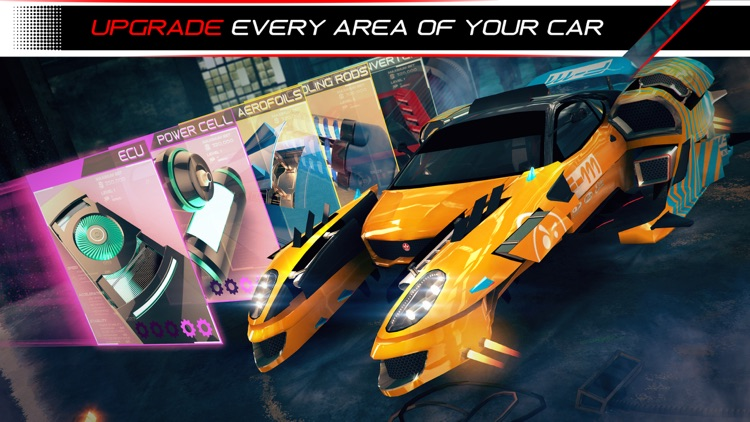Rival Gears Racing screenshot-3