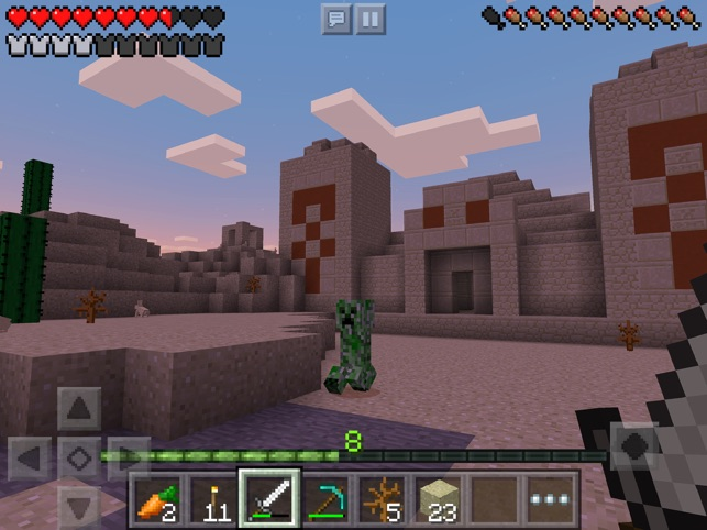 Minecraft On The App Store - Minecraft explore spiele