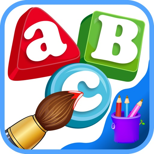 ABC-Draw and Coloring