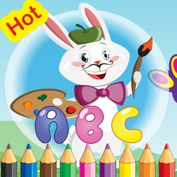 ABC Animals Coloring Pages Learning Tools for Kids