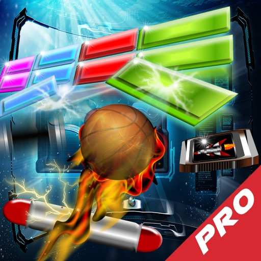 Fire Space Breakout Pro - The Sphere Break Simulator