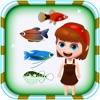 鱼儿消消 -  热带观赏小鱼的消除小游戏