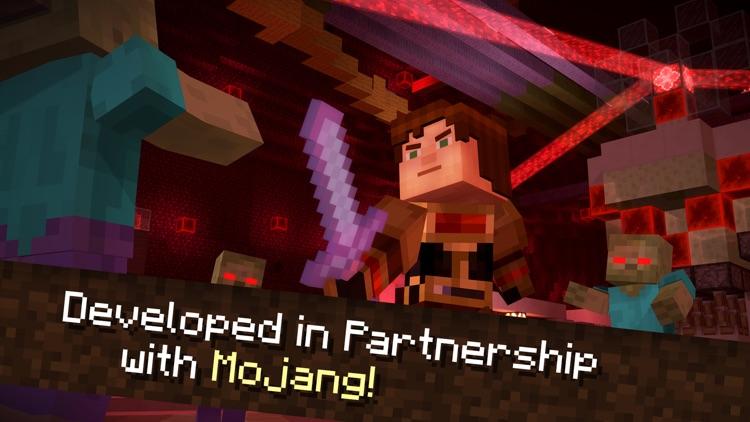 Minecraft: Story Mode screenshot-3