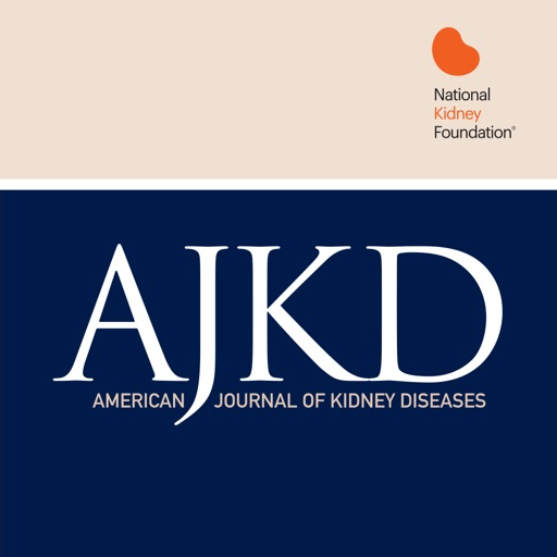 AJKD, The American Journal of Kidney Diseases