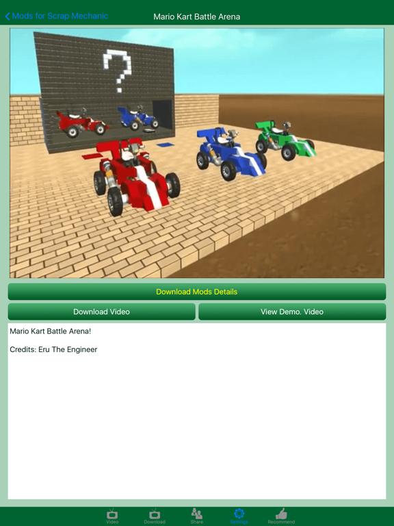 scrap mechanic mjm mod download