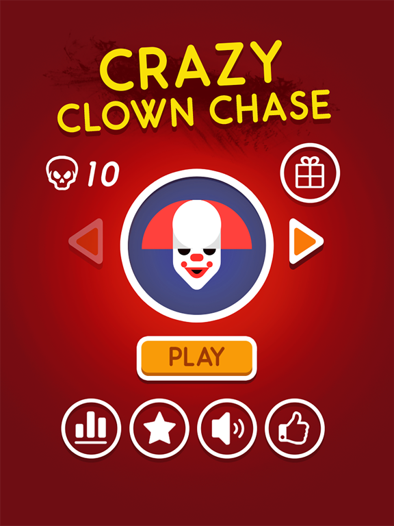 Crazy Clown Chase - Revenue & Download estimates - Apple App