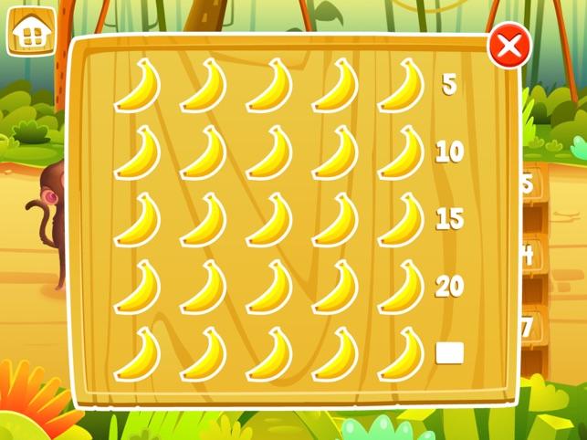 Giungla Matematica : grado 2 Screenshot